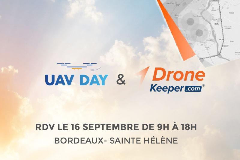 DroneKeeper sera présent à l'UAV Day 2020