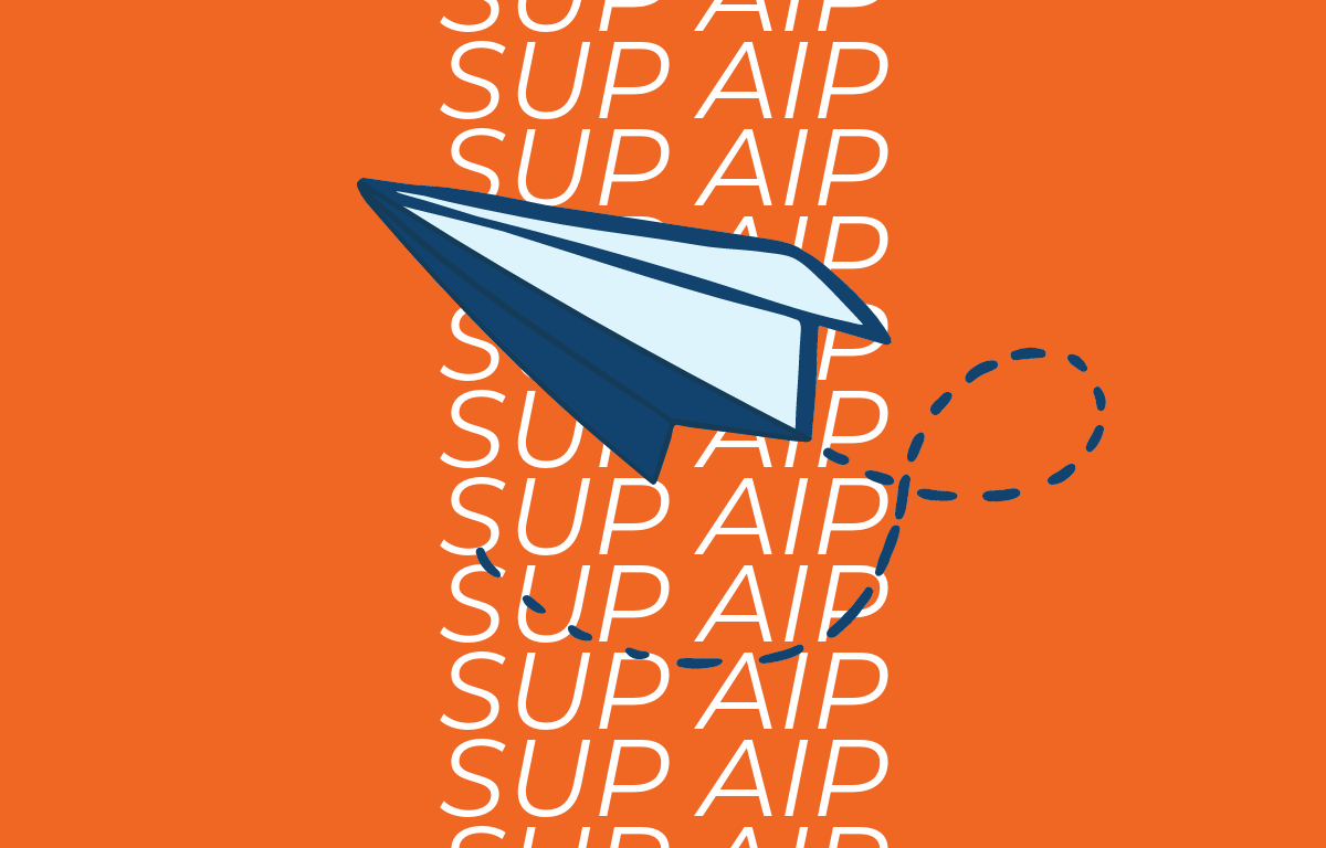 Sup AIP information temporaire