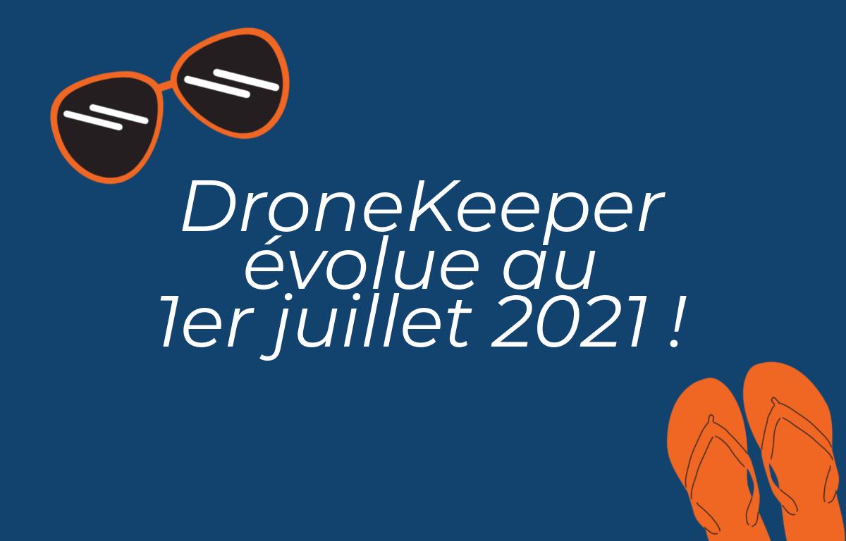 evolution dronekeeper